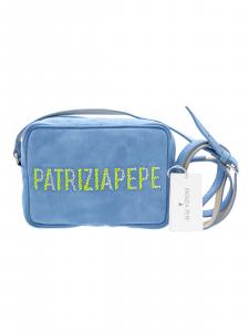 Pochette Patrizia Pepe 2V8985/A7F2-FA67 Azzurro
