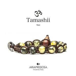 Bracciale Tamashii Snow Stone Gialla