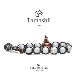 Bracciale Tamashii Angelite Blu