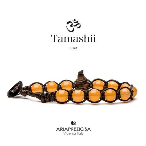 Bracciale Tamashii Giada Arancione