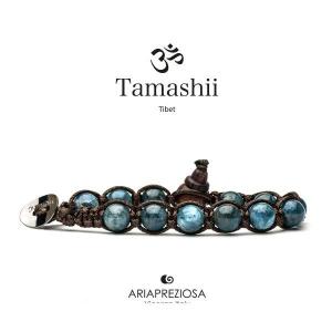 Bracciale Tamashii Stone Collar Blu