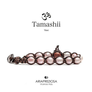 Bracciale Tamashii Perla Viola