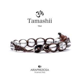 Bracciale Tamashii Cristallo di Rocca