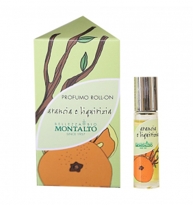Arancia e Liquirizia Profumo Roll On
