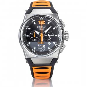 Locman Mare Cronografo al Quarzo Arancione