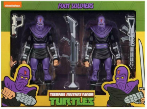 Teenage Mutant Ninja Turtles: Action Figure Animation Series - Wave 2 Foot Soldier 'Army Builder'