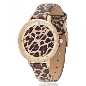 Julie Julsen Orologio Safari Leopard