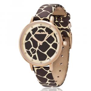 Julie Julsen orologio Safari Giraffe