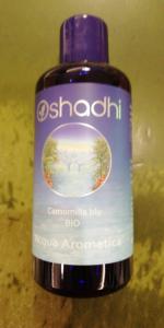 Acqua aromatica di Camomilla blu
