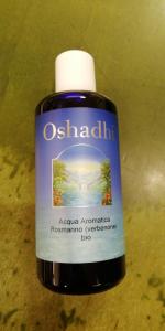 Acqua aromatica ROSMARINO ( VERBENONE) BIO