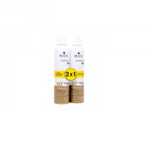 Rilastil Sunlaude Transparent Spray Spf50 Duplo 200ml + 200ml