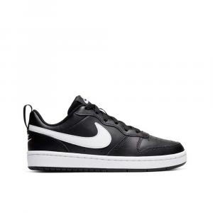 Nike Court Borough Low 2 Black White Unisex