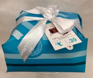 Colomba con gocce di cioccolato -  M.I.D. Dolciaria S.r.l.- Paternò (CT)