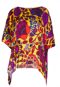 Blusa Manila Grace Multicolore