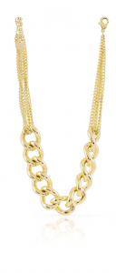 Collana Unoaerre Bronze Ice Gold