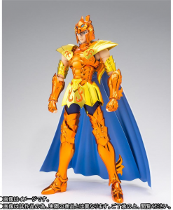 Saint Seiya Myth Cloth EX: SEA HORSE BAIAN