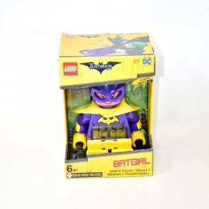 Sveglia Lego Batgirl The Batman Movie