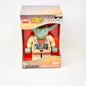 Sveglia Lego Yoda Star Wars