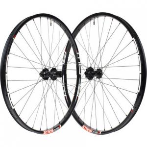 Wheelset Stan's Notubes FLOW MK3 con mozzi Sunringlè SRC