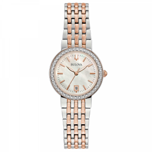 Bulova Donna Diamonds 98R280