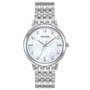 Bulova Donna Diamonds 96P207