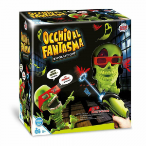 OCCHIO AL FANTASMA 3D