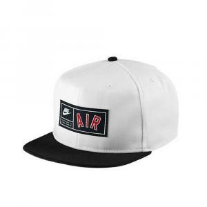 Cappello Nike con Visiera Piatta White Unisex