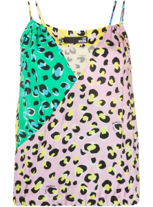 Top Love Moschino Maculato