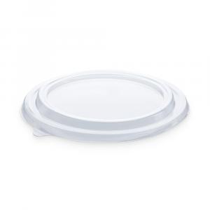 Coperchi trasparenti in RPET per contenitore insalate 1000ml