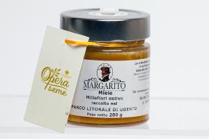 Miele Millefiori estivo Apicoltura Margarito