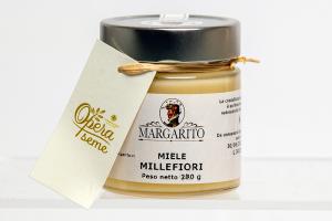 Miele Millefiori Primaverile Apicoltura Margarito