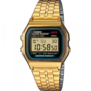 Casio Retro Collection Dorato A159WGEA-1EF