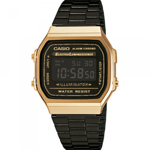 Casio Retro Collection A168WEGB-1BEF