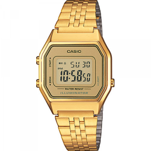 Casio Retro Collection Vintage Mini LA680WEGA-9ER