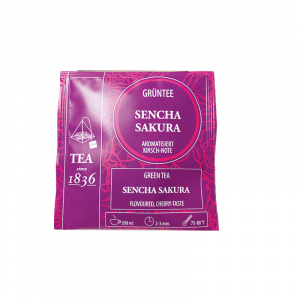 1836 Tè Verde Sencha Sakura Infuso Singolo