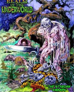 Realm of the Underworld: Minicomic - THE STYGIAN SWAMPS Zolocon 2019 Exclusive (Zoloworld)
