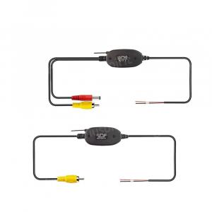 Trasmettitore video senza fili per le telecamere retromarcia trasmettitore video wireless retrocamera