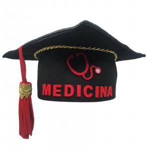 Tocco laurea in medicina regalo per medico.