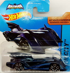 HotWheels: Batman Batmobile (hw city 63/250)
