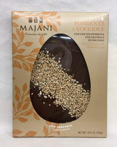 Platò - L'uovo di cioccolato piatto - Majani Cioccolato 1796 -