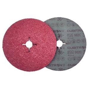 3M Cubitron II 982C Dischi fibrati 115x22 mm gr.36