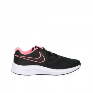 Nike Star Runner 2 Black/Pink da Donna