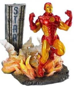 Marvel Figure Factory: Iron Man