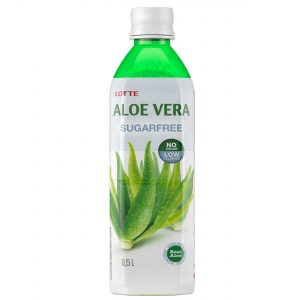 REAL ALOE VERA 500 ML SUGARFREE SENZA ZUCCHERO NO SUGAR NO CALORIES CON DOLCIFICANTE