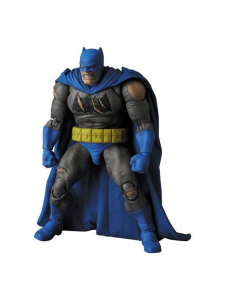 The Dark Knight Returns MAF EX Action Figure: Batman (Blu ver.)