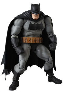 The Dark Knight Returns MAF EX Action Figure: Batman (Black ver.)