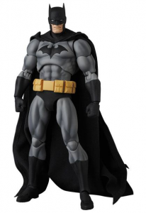Hush MAF EX Action Figure: Batman (Black ver.)