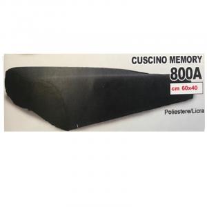 NASO NERO CUSCINO MEMORY 60X40