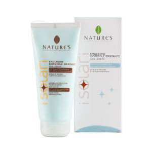 Emulsione Doposole doccia-shampoo