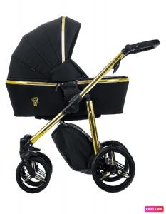 Trio Venicci mod. gold - il confort per il tuo bambino
